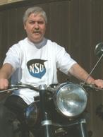 Peter Schönhaar auf NSU-Konsul