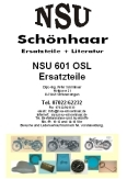 Download Katalog NSU 601 OSL